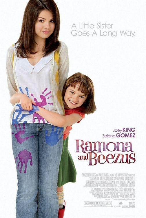 La locandina di Ramona and Beezus