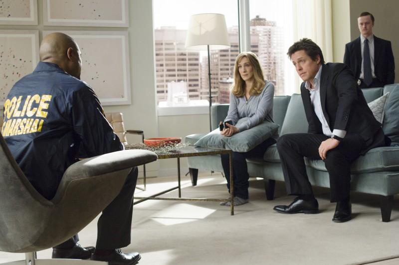 Sarah Jessica Parker e Hugh Grant in una sequenza della commedia Che fine hanno fatto i Morgan?