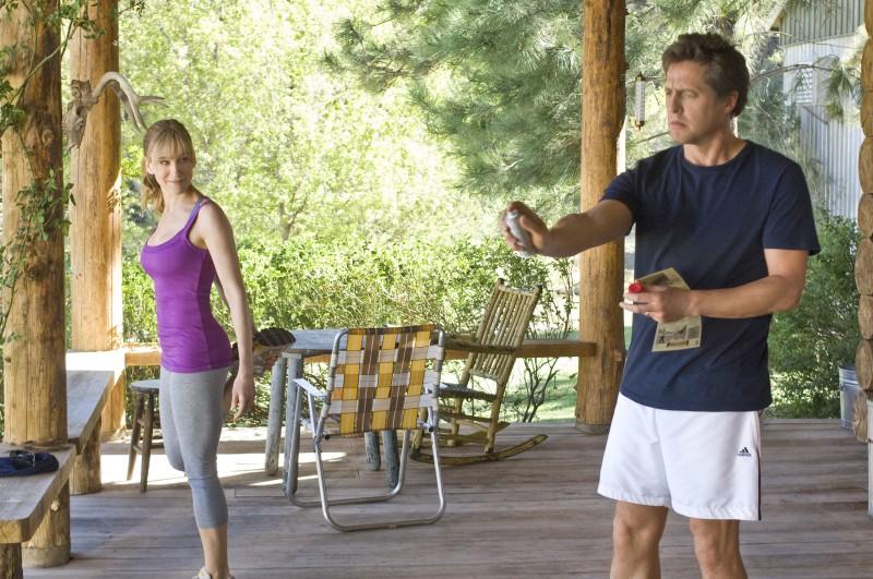 Sarah Jessica Parker e Hugh Grant, protagonisti della commedia Che fine hanno fatto i Morgan?
