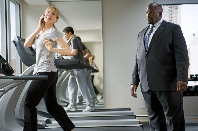Sarah Jessica Parker in una scena della commedia Che fine hanno fatto i Morgan?