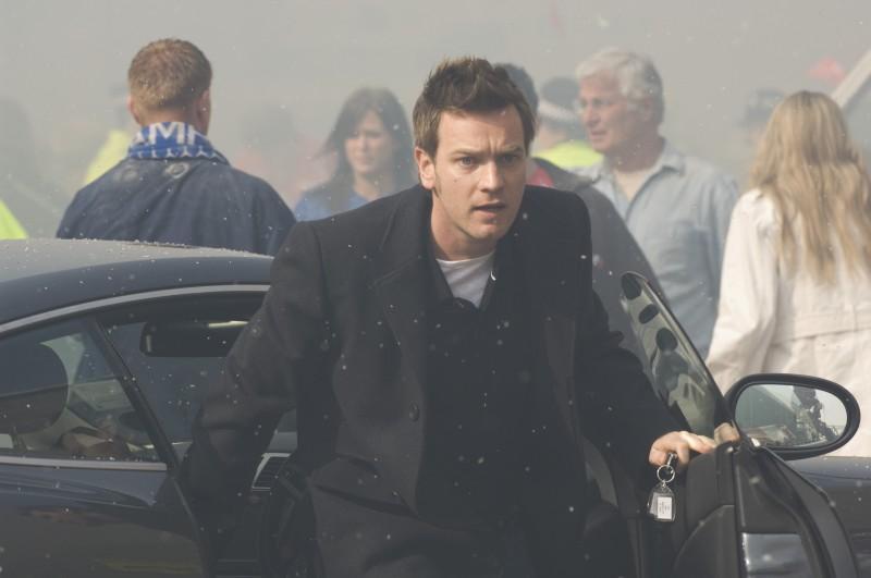 Ewan McGregor, protagonista del film Senza apparente motivo