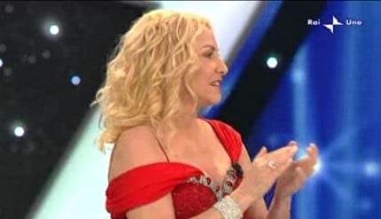 Sanremo 2010, prima serata: Antonella Clerici