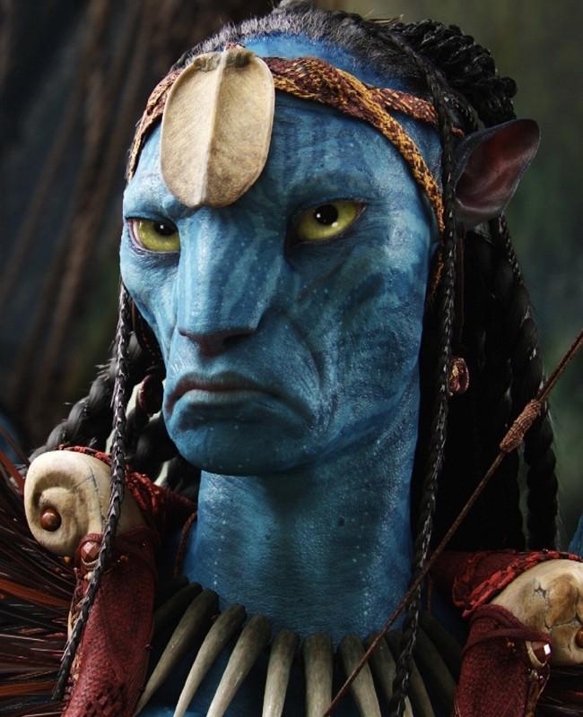 Wes Studi interpreta Eytukan della popolazione dei Na'vi nel film Avatar