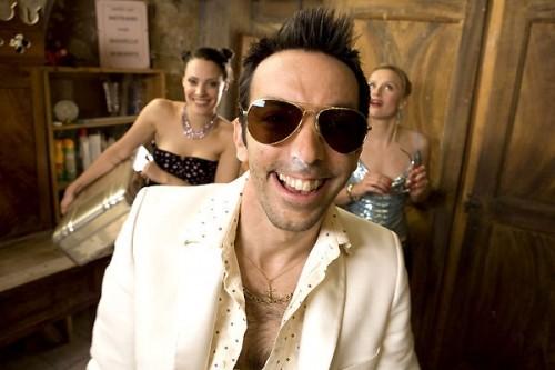 David Strajmayster in un'immagine della commedia Il mi$$ionario (2009)