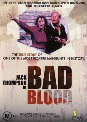 La locandina di Bad Blood
