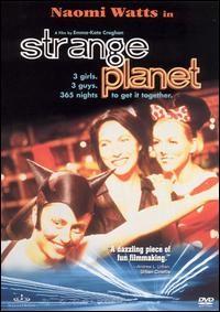 La locandina di Strange Planet