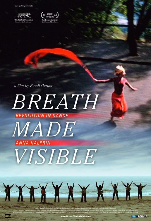 Nuovo poster per Breath Made Visible: Anna Halprin