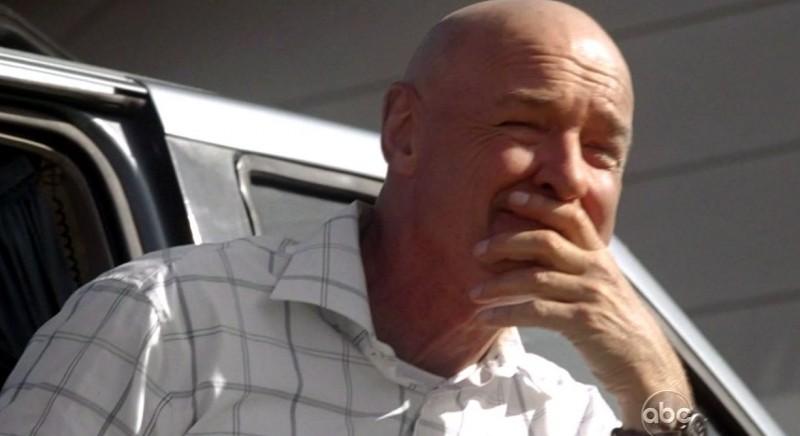 Terry O'Quinn in una scena di The Substitute dalla sesta stagione di Lost