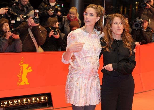 Berlinale 2010: Nicole Holofcener e Amanda Peet presentano Please Give