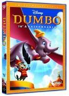 La copertina di Dumbo - edizione 70° anniversario (dvd)