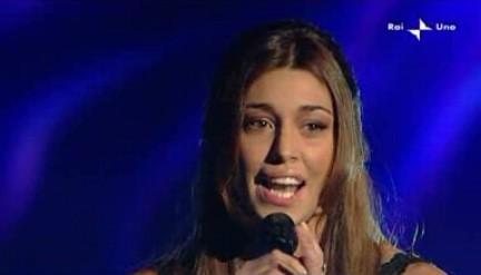 Sanremo 2010, terza serata: Belen Rodriguez