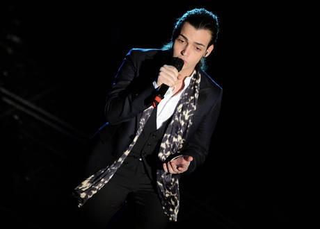 Sanremo 2010: Valerio Scanu