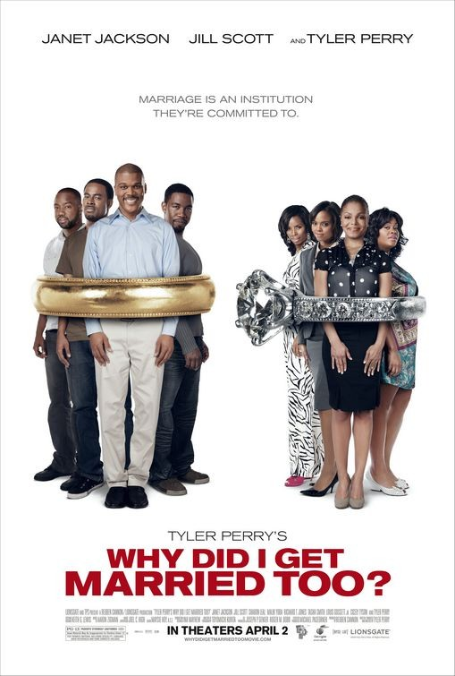 Nuovo poster per Why Did I Get Married Too