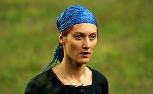 Hilda Péter, protagonista del film Katalin Varga