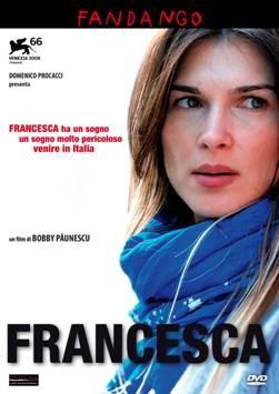 La copertina di Francesca (dvd)