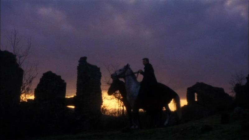 Mark Damon in una scena dell\'episodio I Wurdalak del film I tre volti della paura