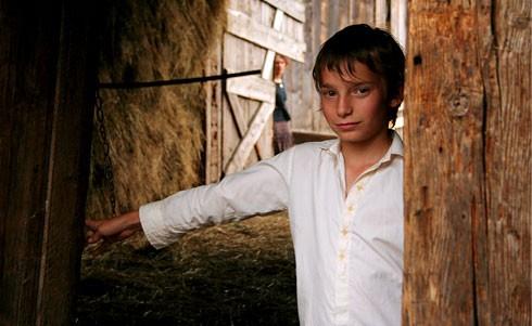 Norbert Tankó in un'immagine del film Katalin Varga