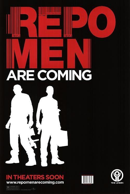 Repo Men - Nuovo poster USA n. 2
