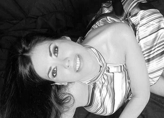 una sorridente Fulvia Lorenzetti