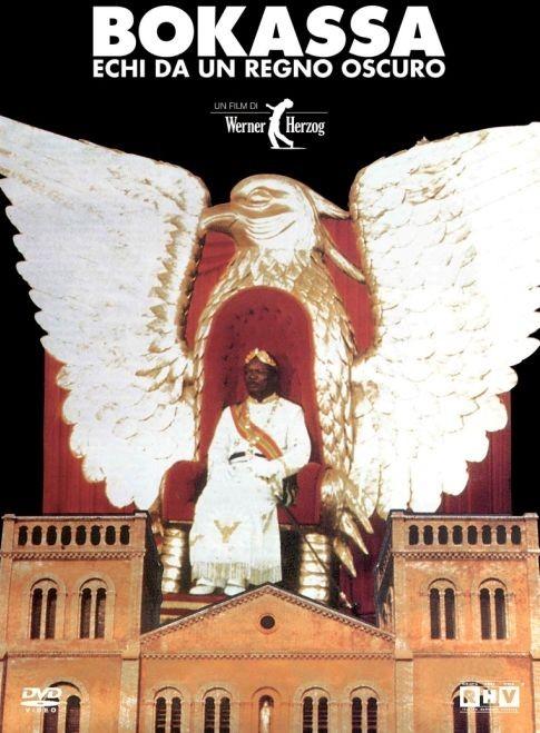 La copertina di Bokassa - Echi da un regno unito (dvd)