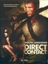 La copertina di Direct Contact (dvd)
