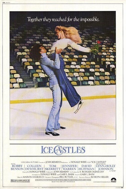 La locandina di Castelli di ghiaccio