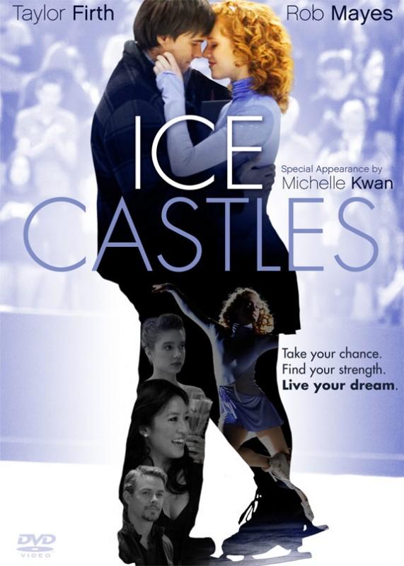 La locandina di Castelli di ghiaccio - Vivere per un sogno