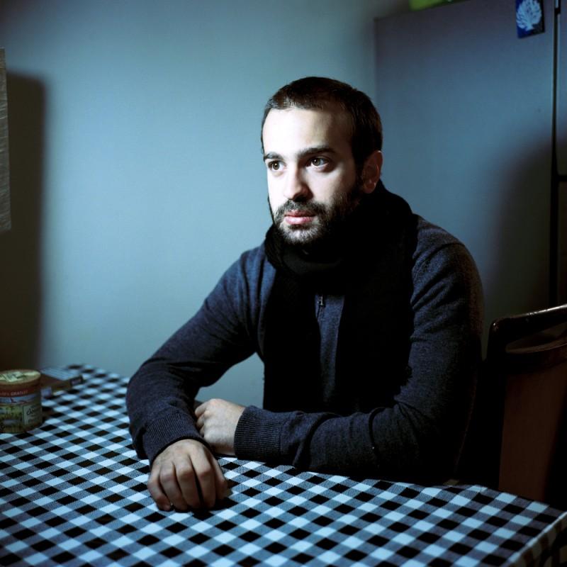Antonio Campos, regista del film Afterschool