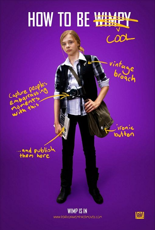 Character Poster 3 per  Diary of a Wimpy Kid