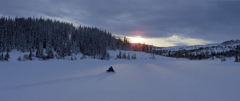 Un'immagine fiabesca tratta dal film Nord di Rune Denstad Langlo
