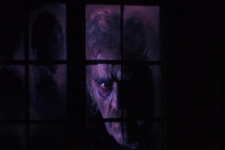 Boris Karloff in una sequenza dell\'episodio I Wurdalak del film I tre volti della paura