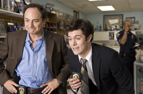 Kevin Pollak e Adam Brody in un'immagine tratta dal film Cop Out