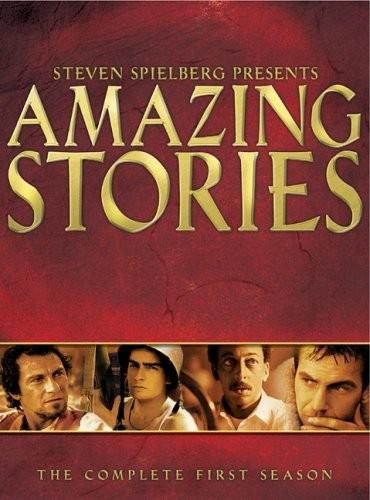 La locandina di Amazing Stories - Storie Incredibili