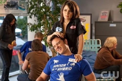 Life UneXpected: Shiri Appleby e Kerr Smith nell'episodio Crisis Unaverted