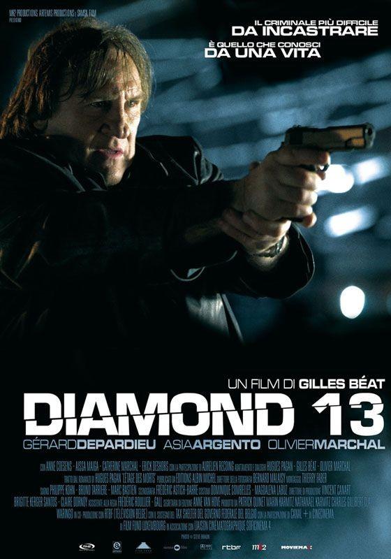 Locandina italiana di Diamond 13