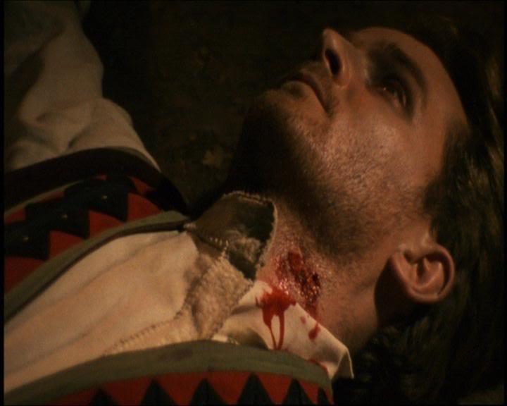 Massimo Righi in una scena dell\'episodio I Wurdalak del film I tre volti della paura