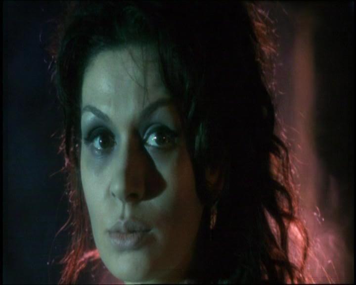 Rika Dialina in una scena dell\'episodio I Wurdalak del film I tre volti della paura