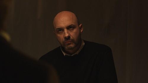 Enzo Giraldo in un'immagine del film Sentirsi dire