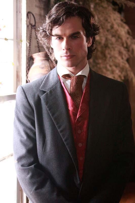 Ian Somerhalder in una foto promo per l'episodio Children of the Damned di The Vampire Diaries