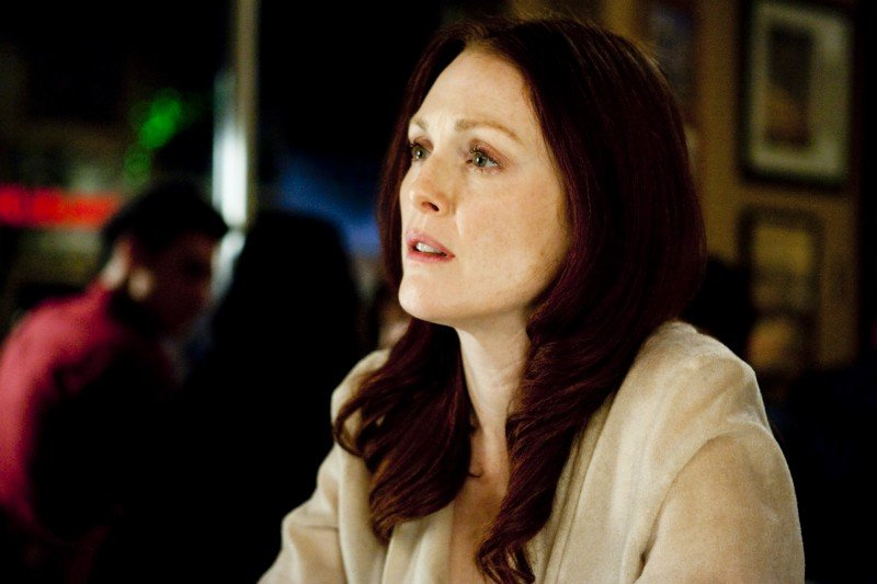 Julianne Moore in un'immagine del film Chloe