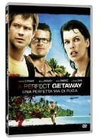 La copertina di A Perfect Getaway - Una perfetta via di fuga (dvd)