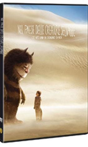 La copertina di Nel paese delle creature selvagge (dvd)