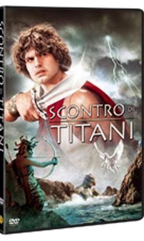 La copertina di Scontro di titani (dvd)