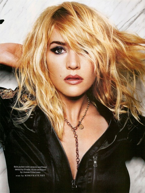 Un bellissimo ritratto di Kate Winslet