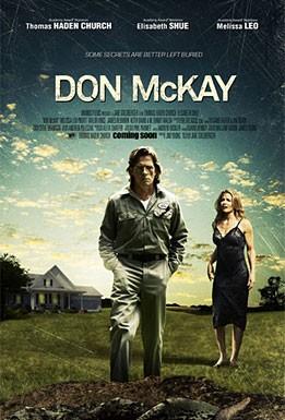 La locandina di Don McKay
