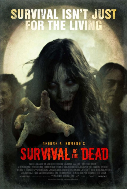 Locandina di Survival of the Dead