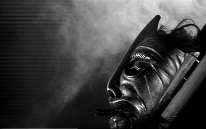 Una celebre scena del film La maschera del demonio ( 1960 )