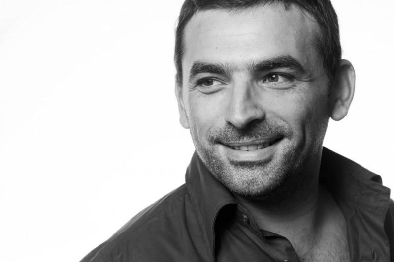 L'attore Fabrizio Buompastore