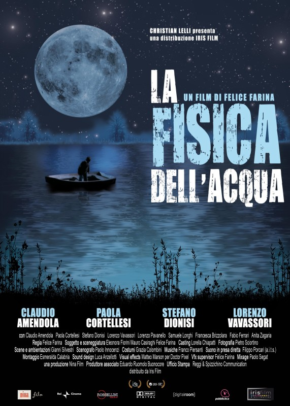 Poster del film La fisica dell'acqua