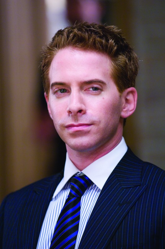Seth Green in un'immagine di Daddy Sitter